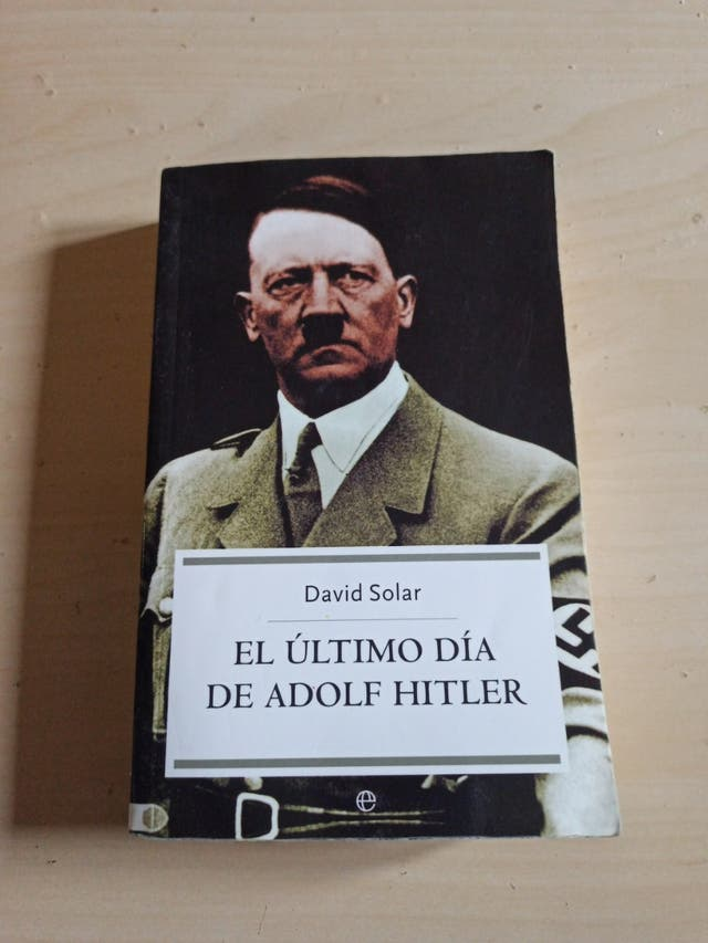 El último día de Adolf Hitler