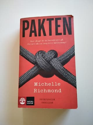 Libro Sueco - Svensk Bok: Michelle Richmond