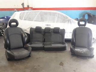 Interior Peugeot 206 GTI