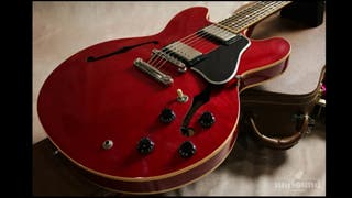 2009 Gibson Es 335 Dot Figured Cherry