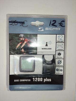 BIKE COMPUTER 1.200. SIGMA
