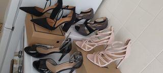 sandalias talla 8