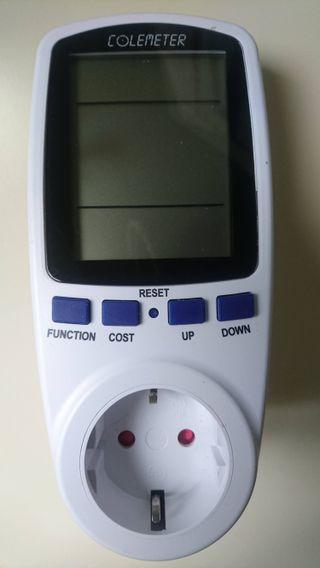 Medidor COLEMETER Contador Controlador (Consumo)