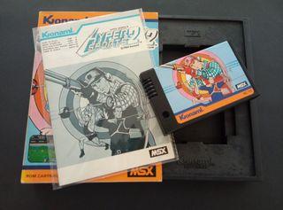 Juego MSX Hyper Sports 2 de Konami