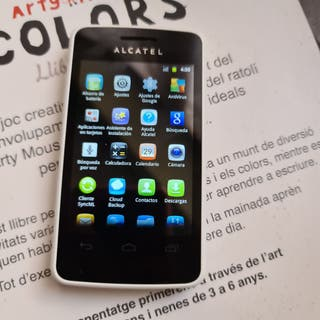 móvil de Alcatel