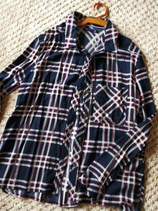 camisa Bershka talla M