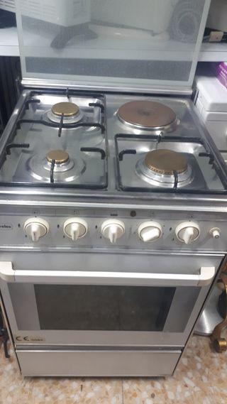 Cocina meireles de gas