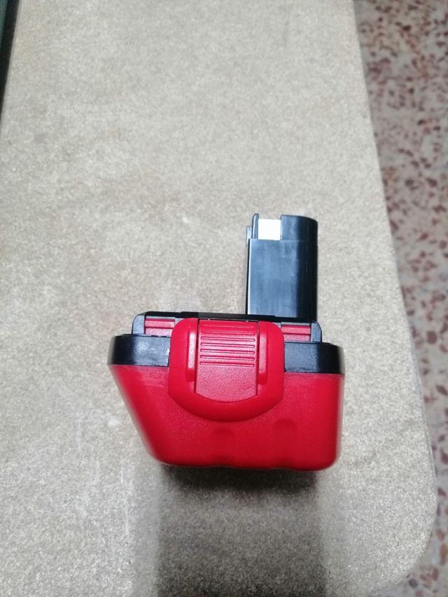 taladro, destornillador de bateria