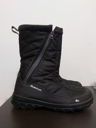 botas de nieve número 43