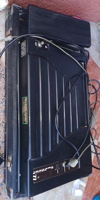 pedal para acordeon