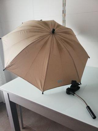 Sombrilla universal marca Bbest para silla paseo