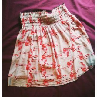 Falda corta talla M
