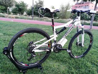 Bicicleta MTB doble Cannondale Lexi 2 Mujer