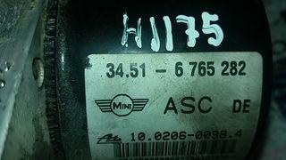 6765284 MODULO ABS BMW
