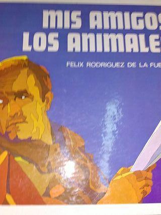 libro mis amigos los animales