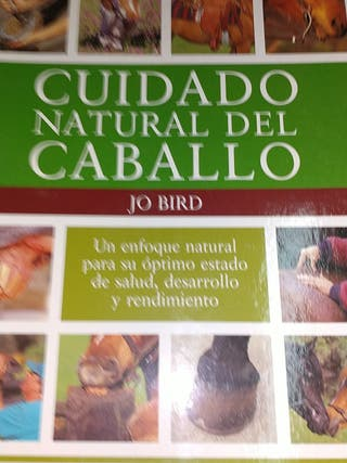 libro cuidado natural del caballo
