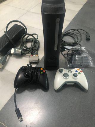 Consola xbox 360 y juegos