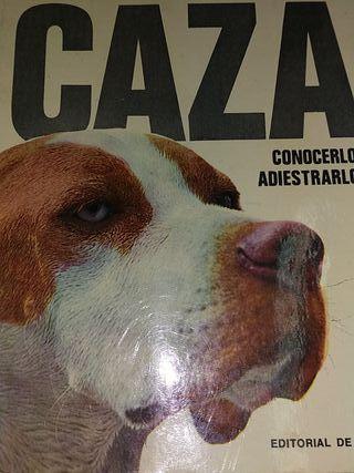 libro perros de caza