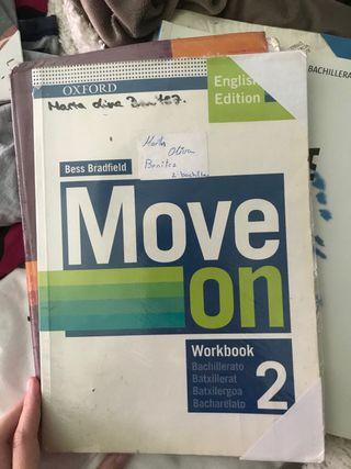 libro de infles 1 bach y workbook