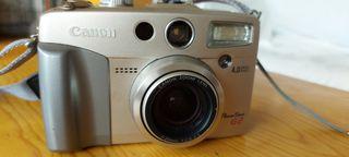 Camara digital Canon PowerShot G2 4 Megapixels