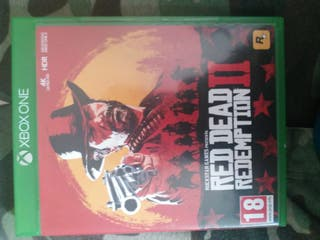 Red dead redemtiom 2 Xbox One