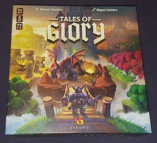 TALES OF GLORY [JUEGO DE MESA EN ESPAÑOL]
