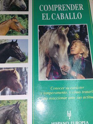 libro comprender el caballo