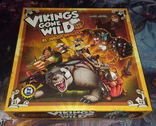 VIKINGS GONE WILD [JUEGO DE MESA - ESPAÑOL]