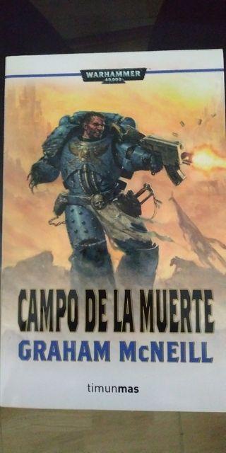 Libros. Lote Saga Ultramarines. Uriel Ventris