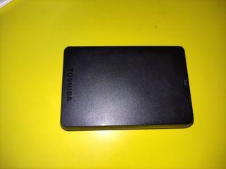 disco duro externo toshiba 1 Tera (tb)