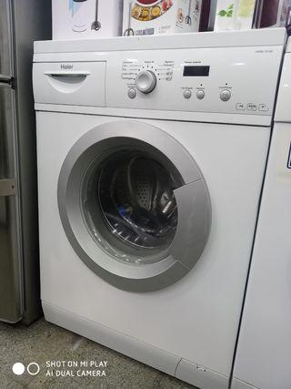 lavadora Haier A+ 6 kilos