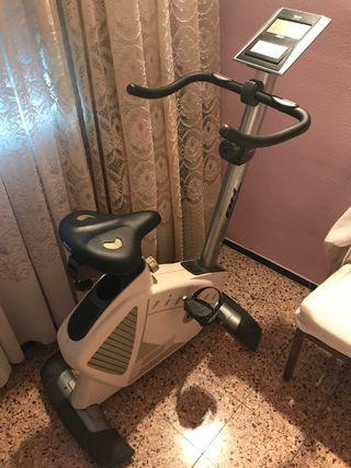 Bicicleta estática bh fitness pegasus
