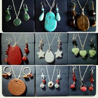 Plata joyas de diseño cadenas pendientes colgantes