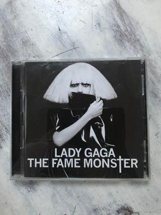 Cd Lady Gaga 'The Fame Monster'