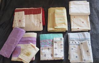 Conjuntos de sábanas para cama individual de 90cm
