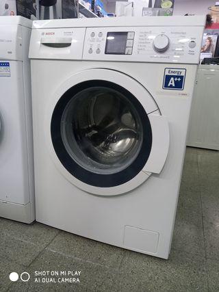 lavadora bosch A++ 8Kilos