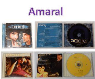 Lote 2 CD Amaral