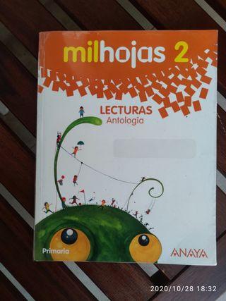 Libro Milhojas 2 Anaya