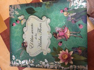 El libro secreto de las hadas flores