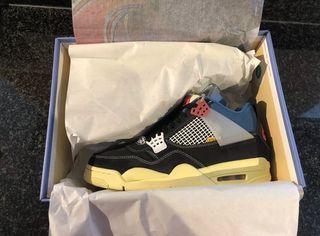 Nike Air Jordan 4 Retro SP x Union LA Off Noir