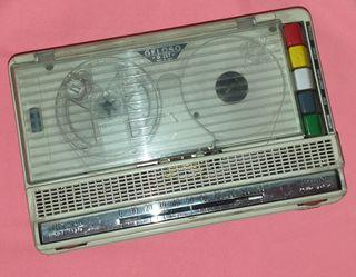 Magnetófono Geloso G257