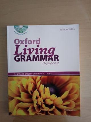 Oxford living grammar libro de inglés
