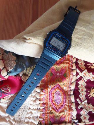 Reloj Casio F91W