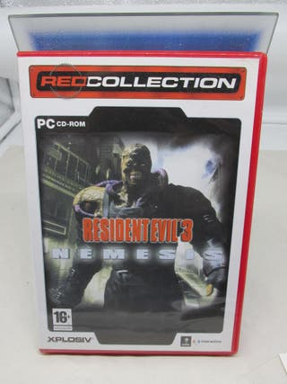 Resident Evil 3 Némesis Red Collection PC