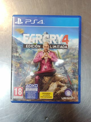 FarCry 4, PS4