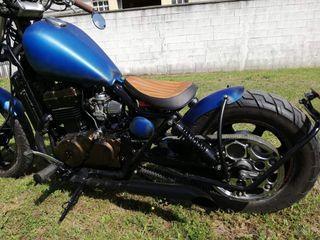 Kawasaki EN500 bobber