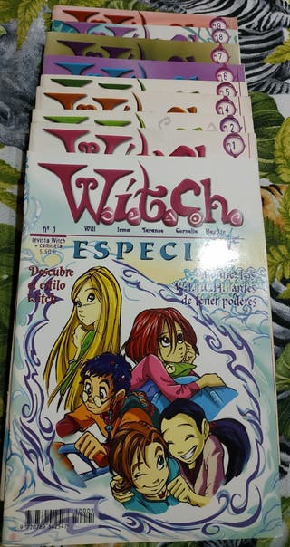 Coleccion witch.
