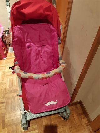 carrito tik took regalo la funda rosa