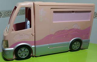Caravana Barbie Jacuzz