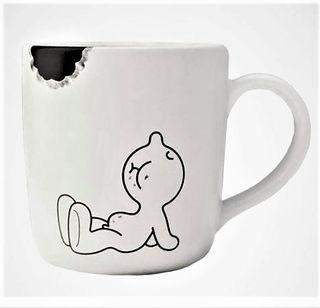 Taza de cerámica Mr. Beat